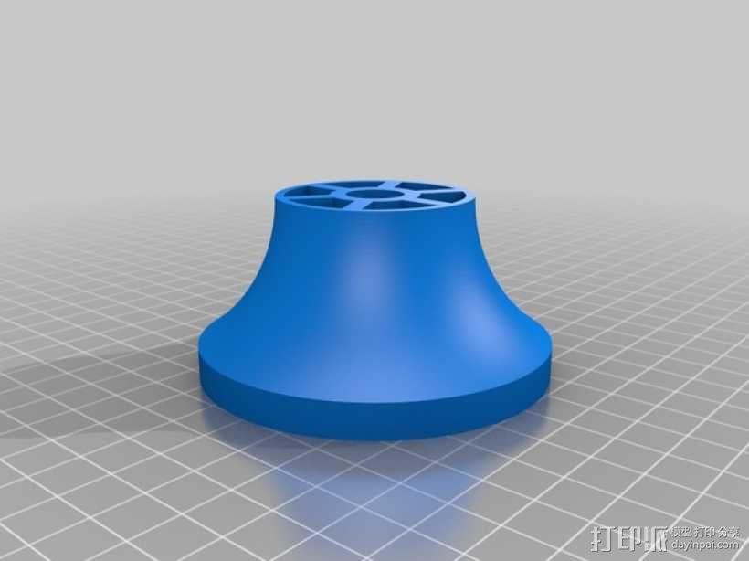 水泵/抽水机 3D模型  图3