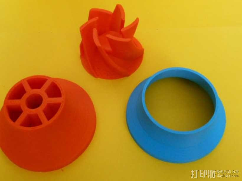 水泵/抽水机 3D模型  图6