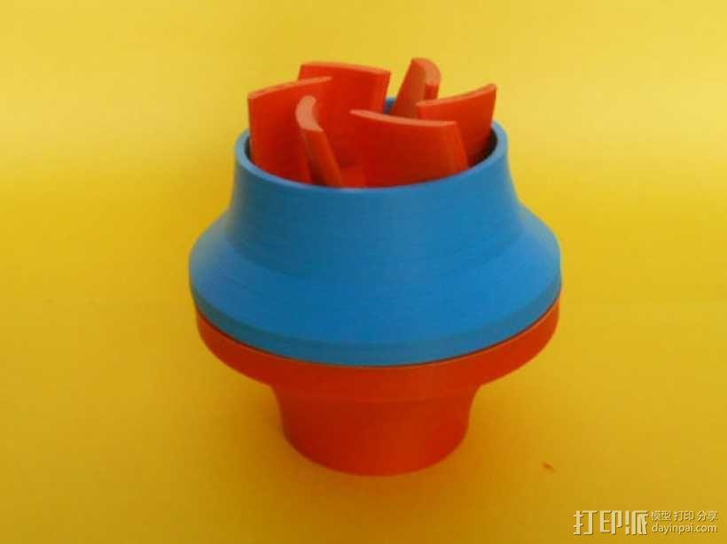 水泵/抽水机 3D模型  图10