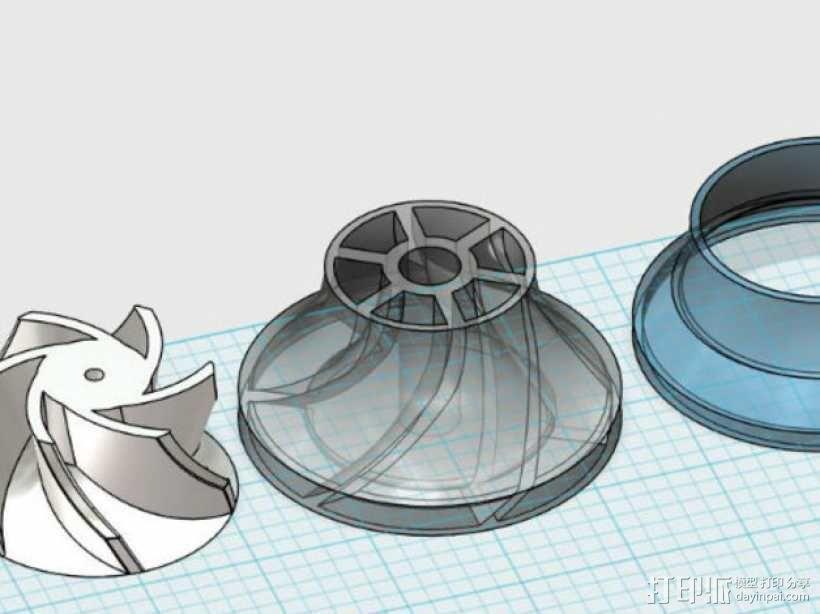 水泵/抽水机 3D模型  图11