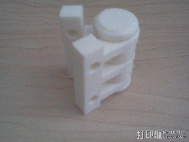 铰链 3D模型  图4
