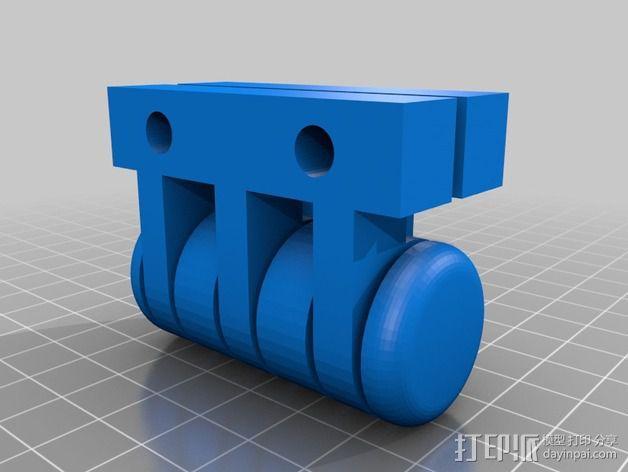 铰链 3D模型  图6