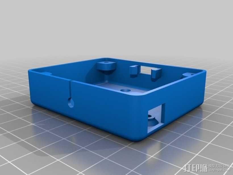 无人机LED环和保护装置 3D模型  图9