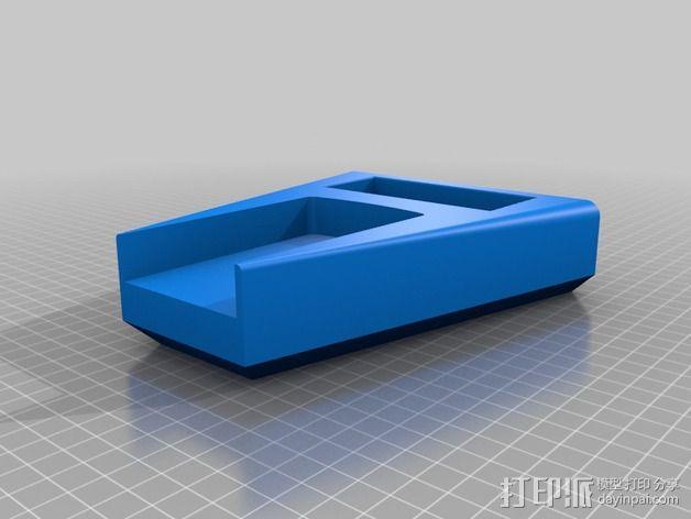贝斯琴身 3D模型  图3