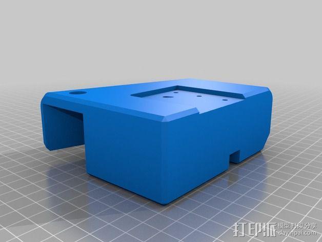贝斯琴身 3D模型  图4
