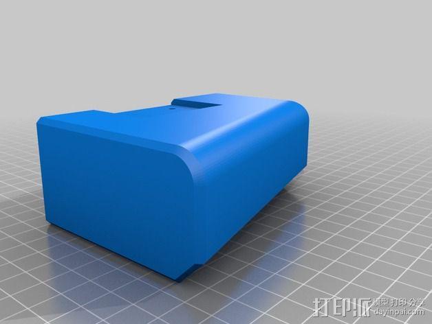 贝斯琴身 3D模型  图6