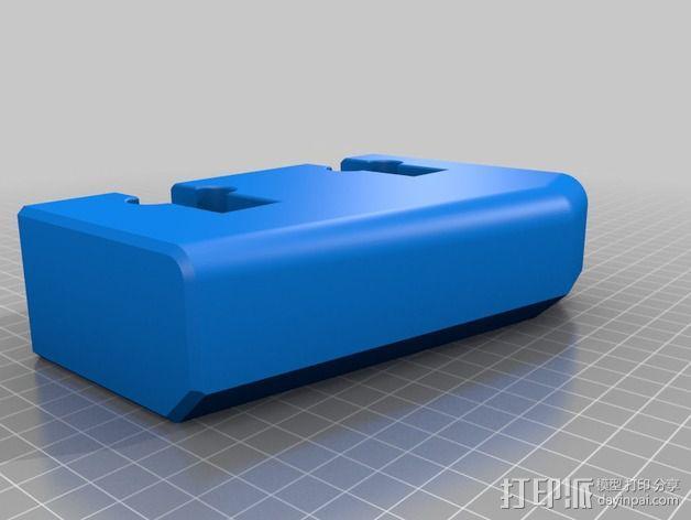 贝斯琴身 3D模型  图5
