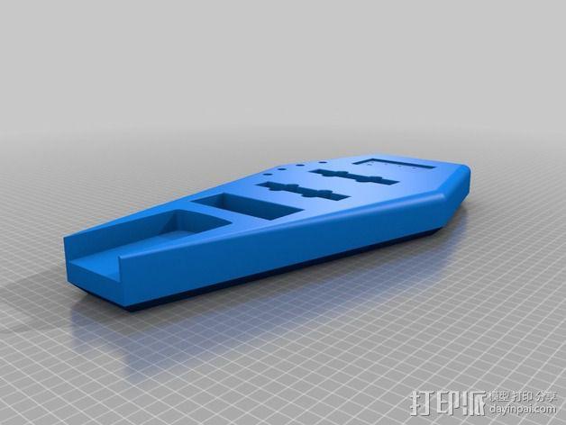 贝斯琴身 3D模型  图8