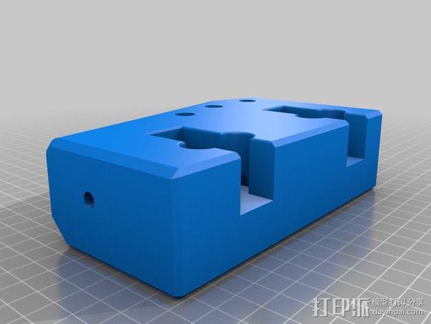 贝斯琴身 3D模型  图7