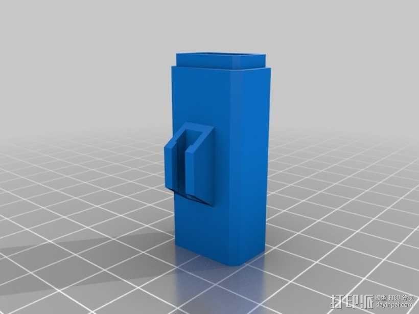 DIY视频眼镜 3D模型  图6
