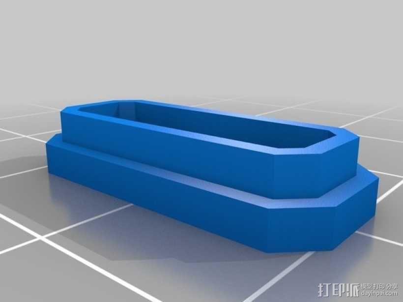 DIY视频眼镜 3D模型  图8