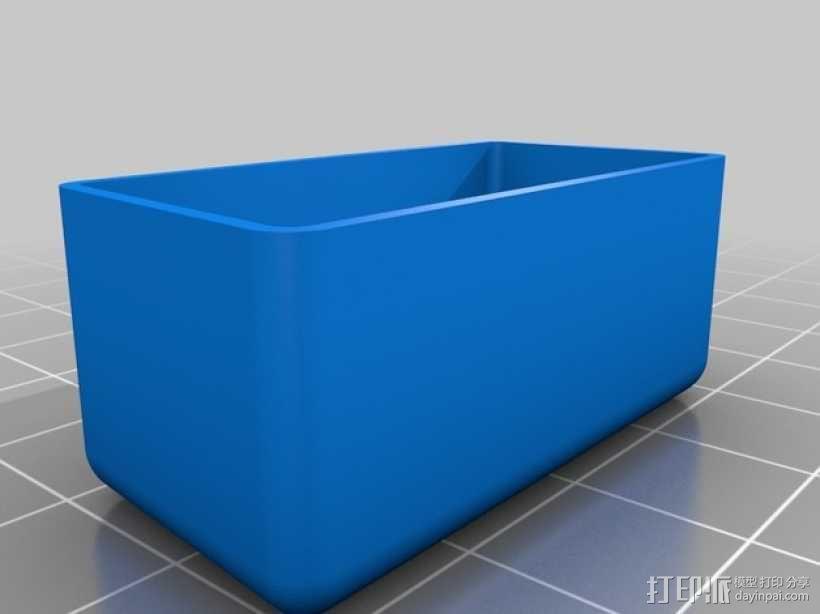 DIY视频眼镜 3D模型  图10