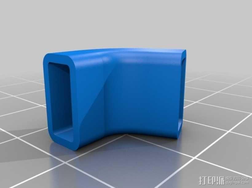 DIY视频眼镜 3D模型  图11