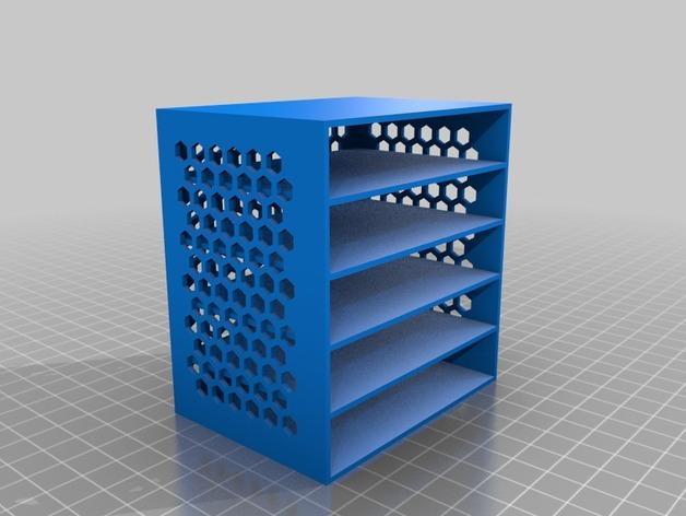 家居小抽屉 3D模型  图4