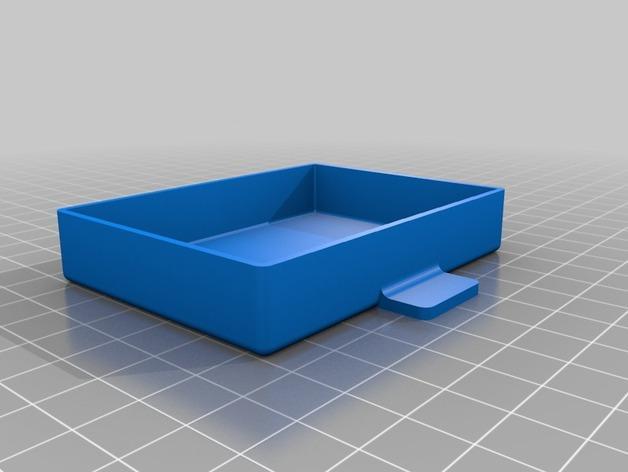 家居小抽屉 3D模型  图6
