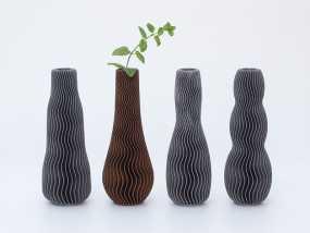 多样式花瓶 3D模型