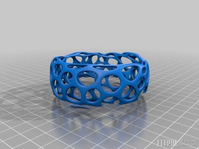 手镯 3D模型  图5