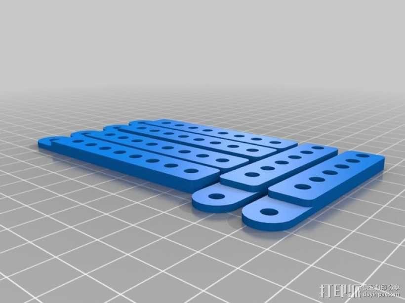 机械手模型 3D模型  图6