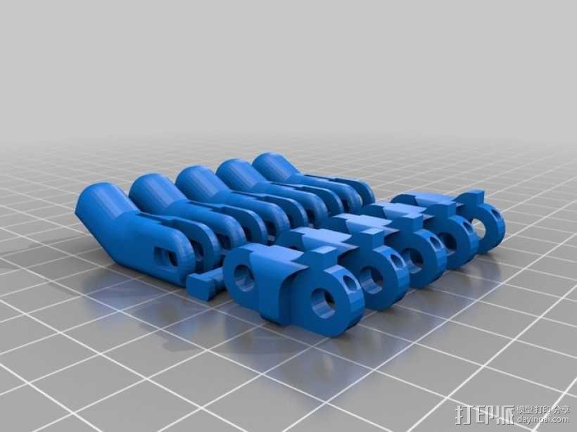 机械手模型 3D模型  图4
