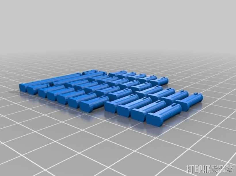 机械手模型 3D模型  图5