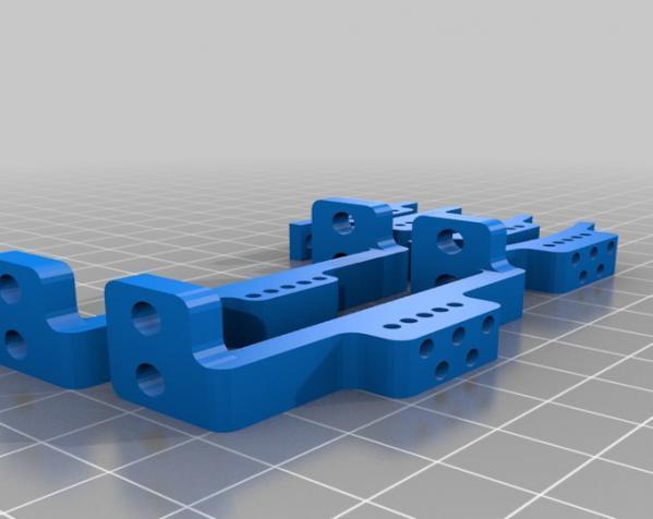 机械手模型 3D模型  图3
