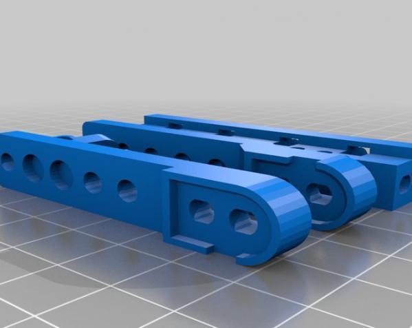 机械手模型 3D模型  图2