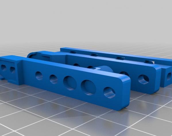 机械手模型 3D模型  图1