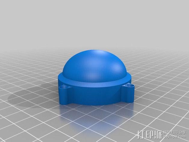 ROV推进器 3D模型  图6