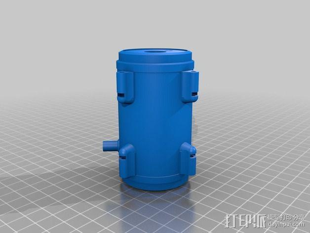ROV推进器 3D模型  图7