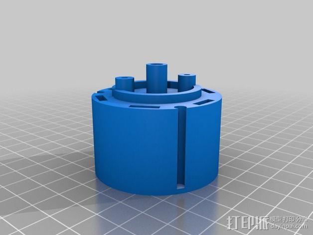 ROV推进器 3D模型  图10