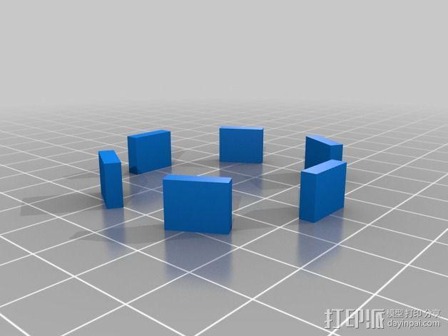 ROV推进器 3D模型  图11