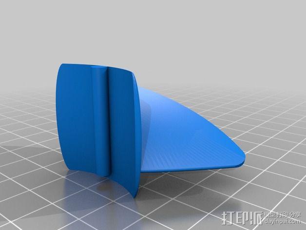 ROV推进器 3D模型  图12