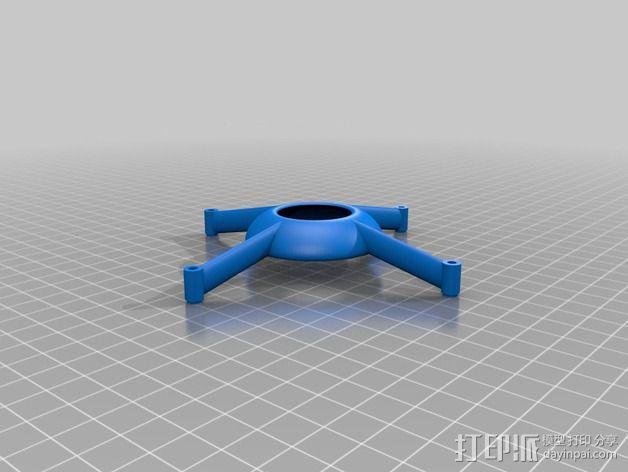 ROV推进器 3D模型  图15