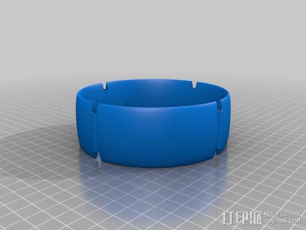 ROV推进器 3D模型  图16