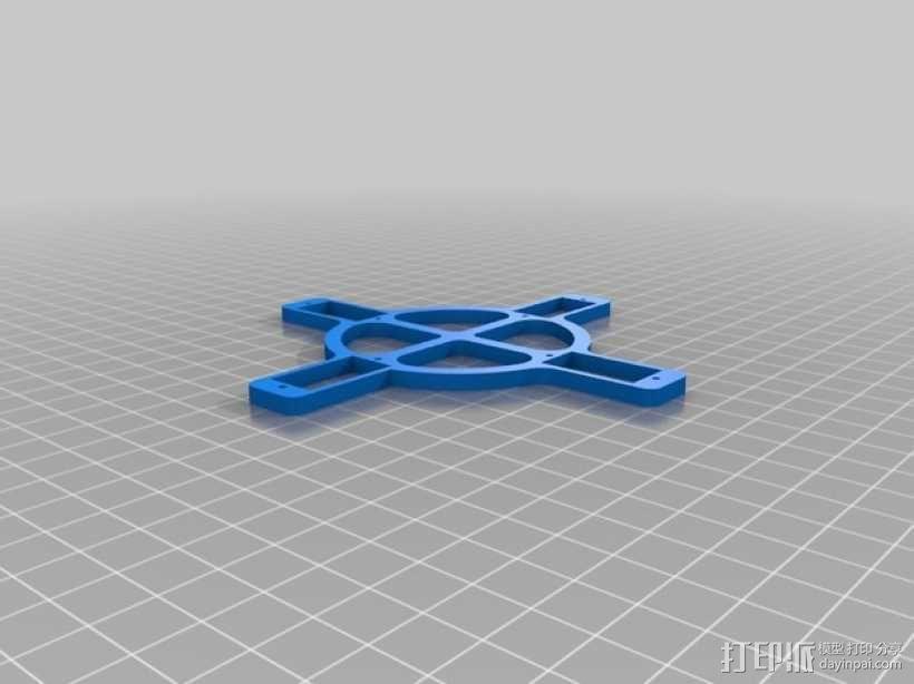 四脚机器人  3D模型  图4