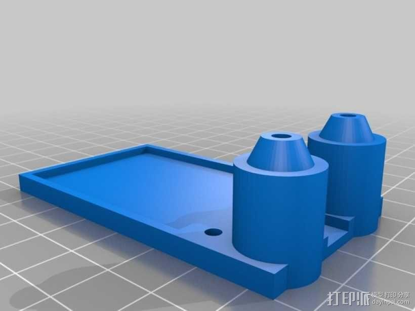 无人机 3D模型  图5