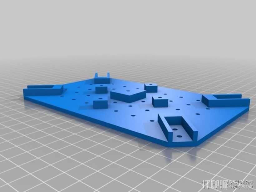无人机 3D模型  图22