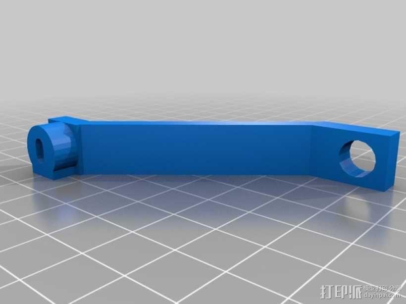 改良版eggbot画蛋机 3D模型  图3