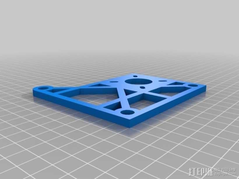 改良版eggbot画蛋机 3D模型  图5