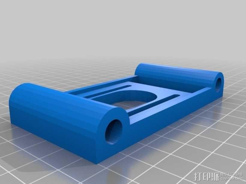 改良版eggbot画蛋机 3D模型  图7