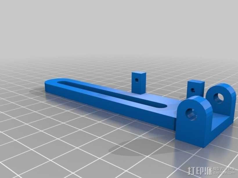 改良版eggbot画蛋机 3D模型  图6