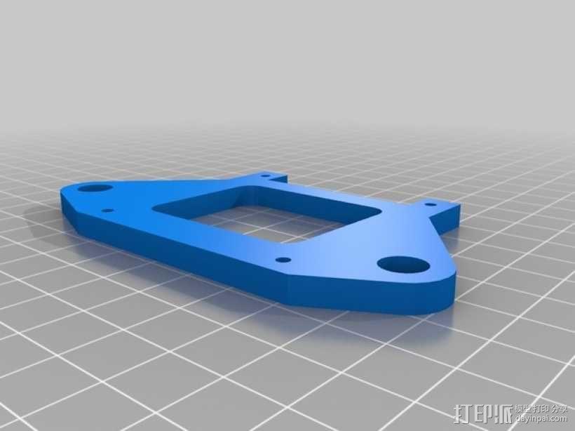 改良版eggbot画蛋机 3D模型  图8