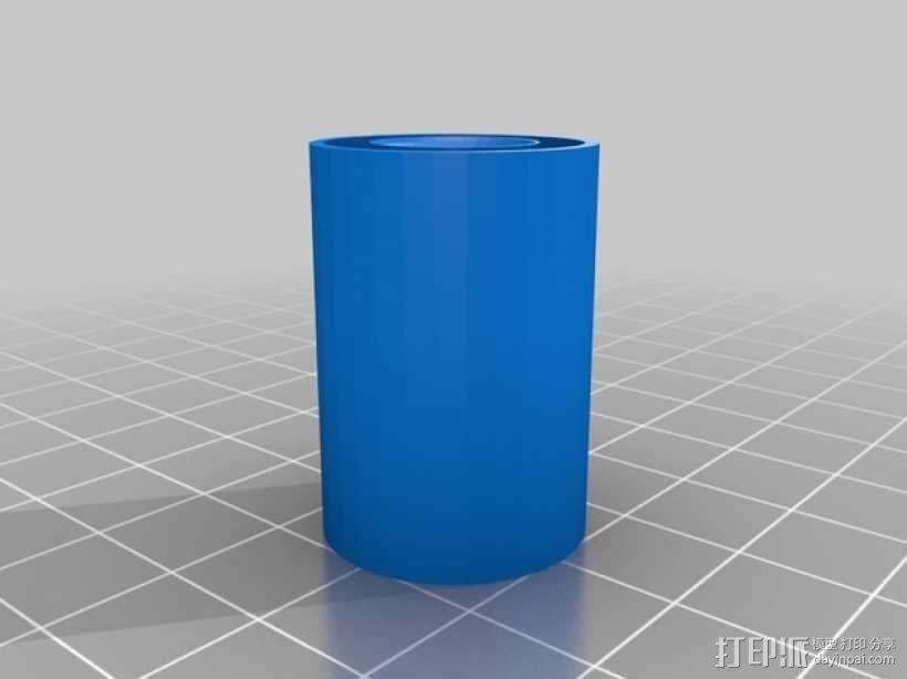 改良版eggbot画蛋机 3D模型  图9
