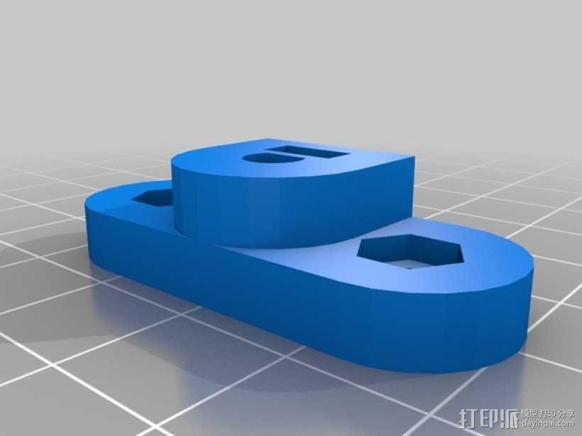 改良版eggbot画蛋机 3D模型  图10