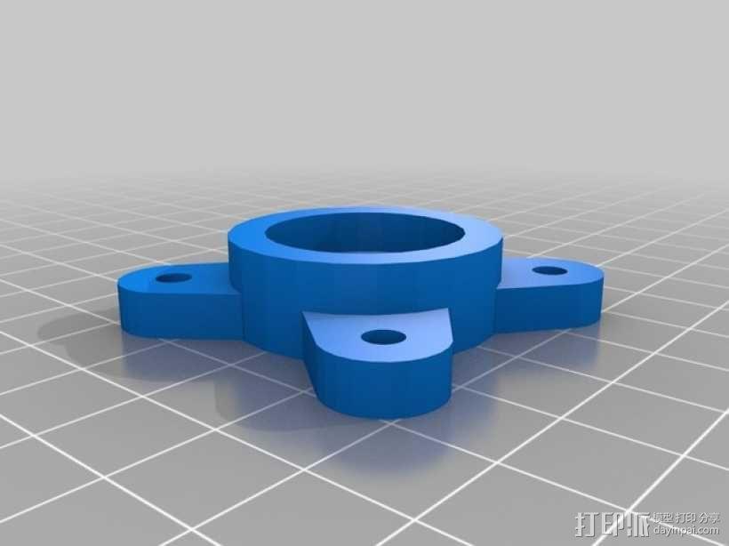 改良版eggbot画蛋机 3D模型  图11