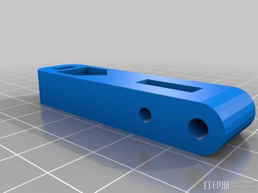 改良版eggbot画蛋机 3D模型  图12