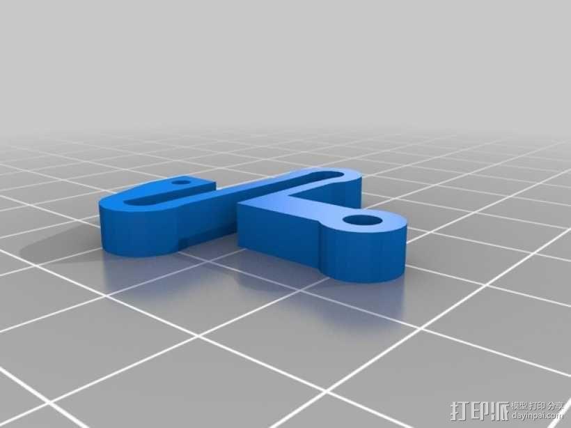 改良版eggbot画蛋机 3D模型  图13