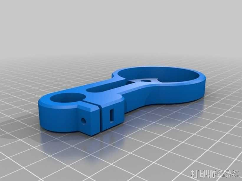 索尼相机常平架 3D模型  图11
