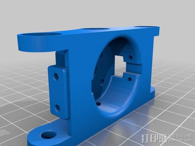 Mobuis HD相机常平架 3D模型  图9