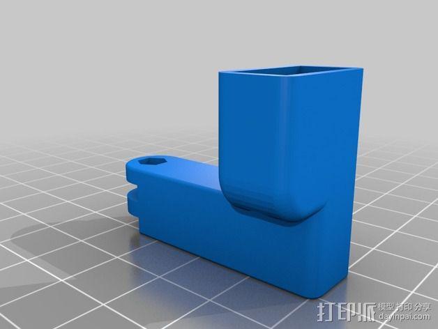 Mobuis HD相机常平架 3D模型  图14